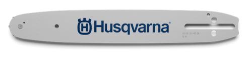 """HUsqvarna Laminovaná lišta 3/8"""" MINI / 1,3 mm, malé uchycení lišty"""