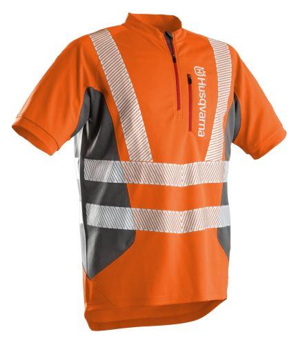 Husqvarna Pracovní triko s krátkým rukávem Technical, reflexní