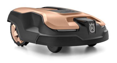 Robotická sekačka Husqvarna AUTOMOWER® 315X Zlatý - limitovaná edice