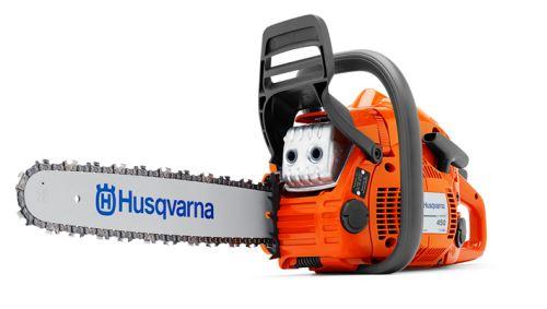 Řetězová pila HUSQVARNA 450 e-series