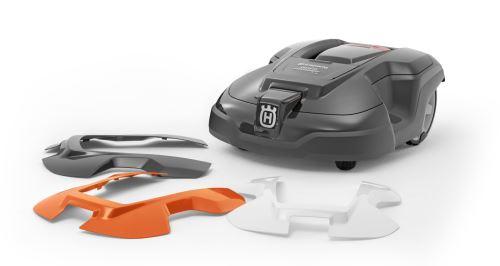 Robotická sekačka Husqvarna Automower® originální kryt - šedý