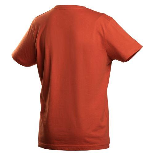 Husqvarna Tričko X-Cut s krátkým rukávem, unisex, barva oranžová bronzová